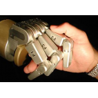 Barrett BH8-282 robotic hand COMPACT AND SELF-CONTAINED