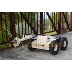 Jaguar 4x4 Wheel with Arm Mobile Platform