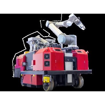 Mobile manipulator RB-VULCANO